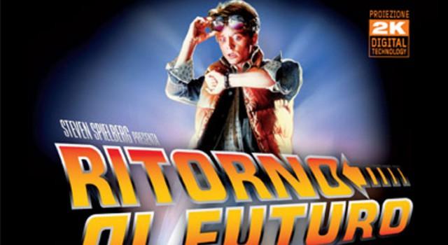 Oggi � il Ritorno al Futuro Day